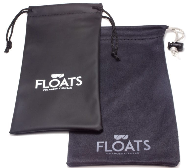 NEW LOGO FLOATS POUCHES