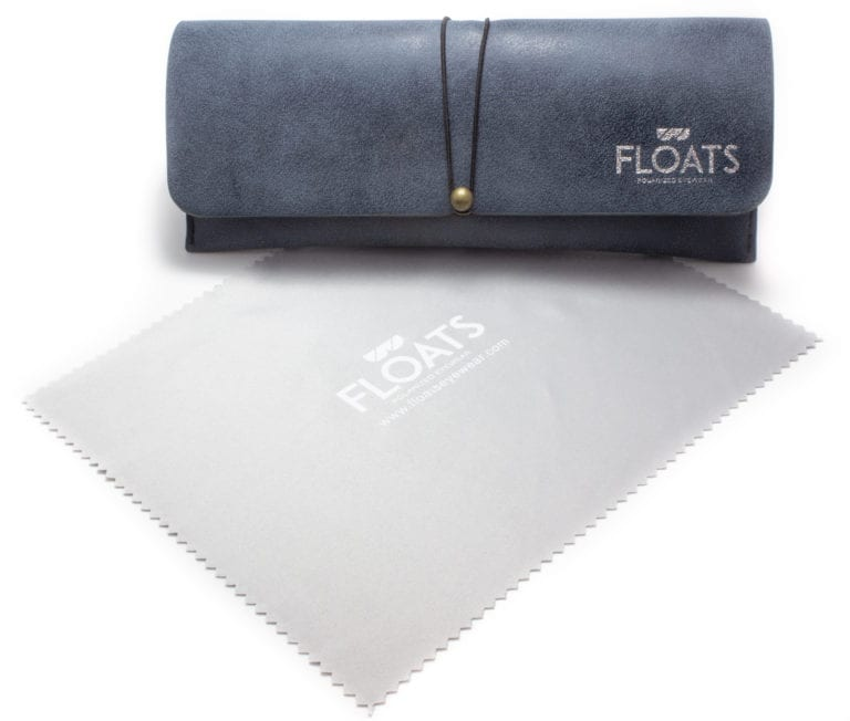 DARK LEATHER FLOATS CASE
