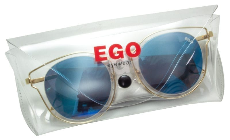 CLEAR EGO HARD CASE