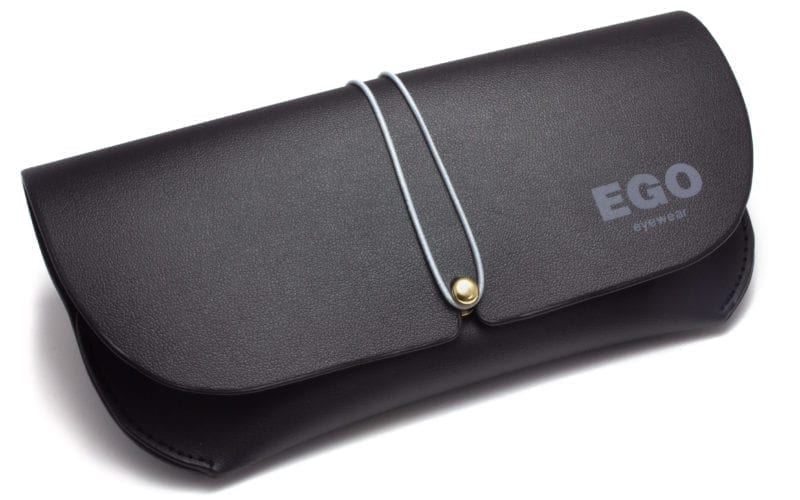 DARK LEATHER EGO CASE